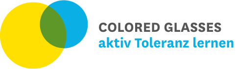 Colored Glasses Logo