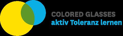 Colored Glasses Logo